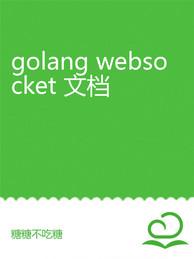 空白目录· golang websocket 文档· 看云